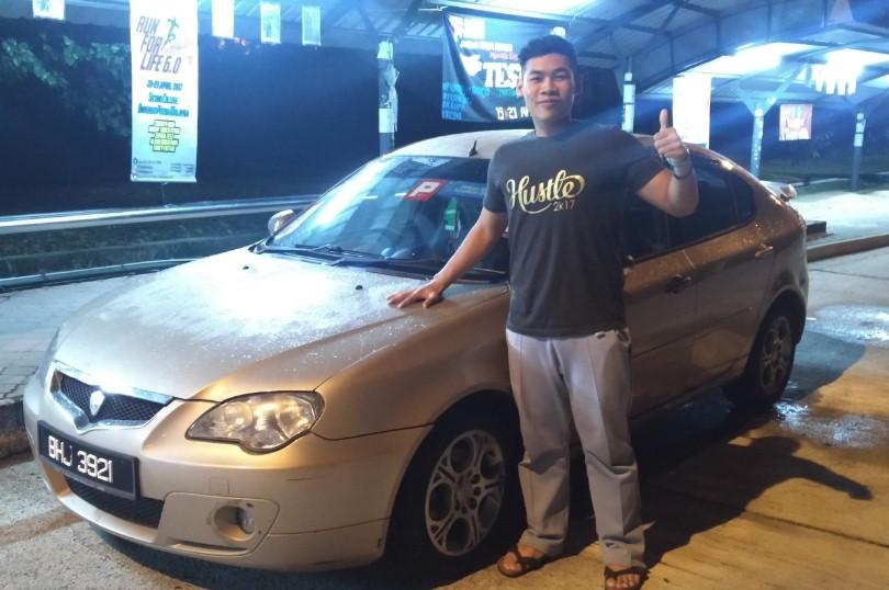 """Inspirasi Berjaya: Cipta RM50K Melalui """"Servis Student Cab"""" di UPM"""