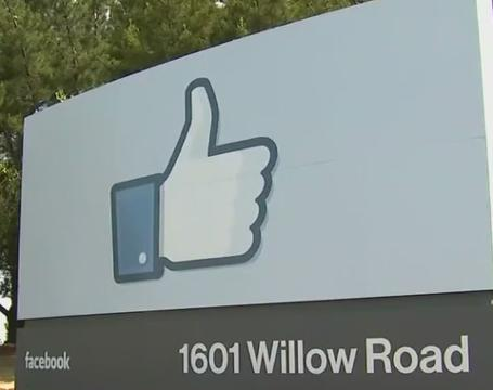 Facebook quarterly profit rises on mobile ad growth