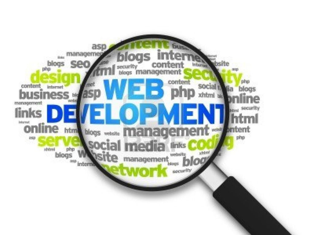 Perkhidmatan Bina Laman Web