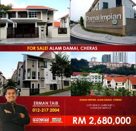 Selling House as Property Agent | Portfolio Flyer Design