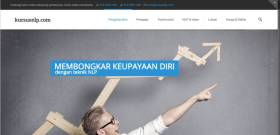 Kursus NLP | Portfolio Web Design