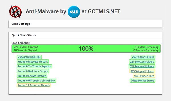 Imbas php virus di dalam WordPress menggunakan GREP