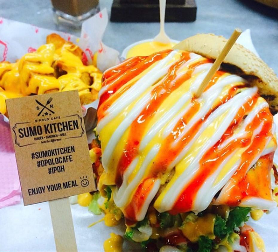 Inspirasi Berjaya: ''Abang Sumo dan Burger''