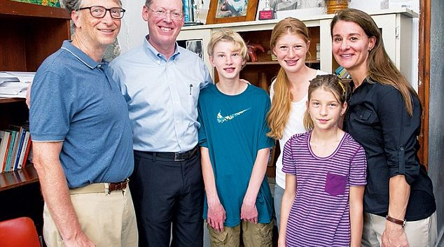 Kepimpinan: Cara Mendidik Anak Mengikut Gaya Bill Gates