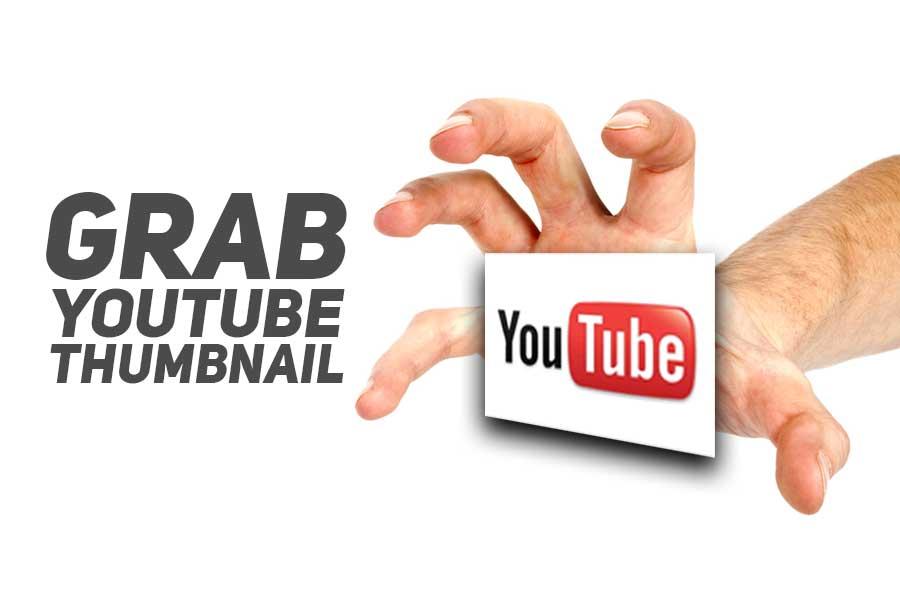 How To Grab Youtube Thumbnail?