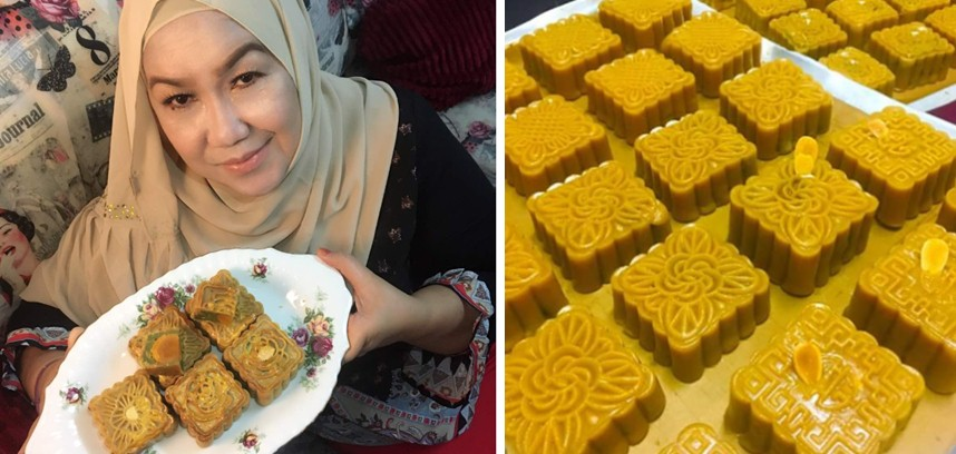 Inspirasi Berjaya: Kek Bulan Air tangan Chef Marya – bersusah payah memujuk seorang chef Cina akhirnya…