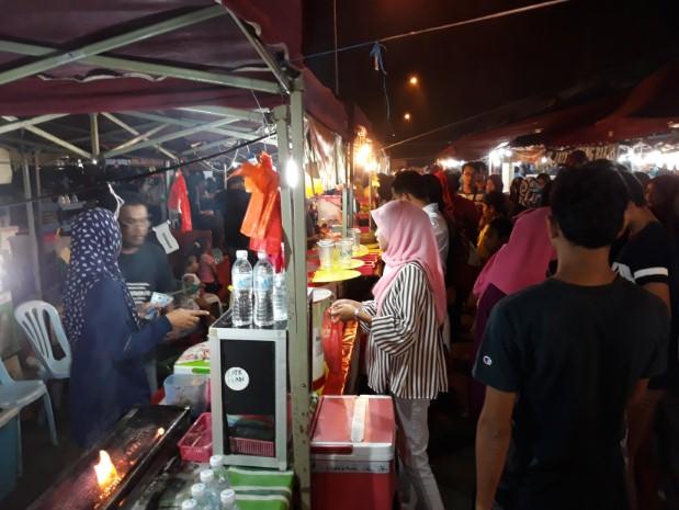 Inspirasi Berjaya: BerMujahadah di Uptown Jalan Reko demi kewajiban mencari nafkah