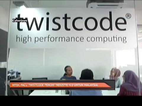 MTDC pacu Twistcode penuhi industri 4.0 untuk Malaysia